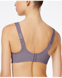 Wacoal - Purple Sport High-impact Underwire Bra 855170 - Lyst