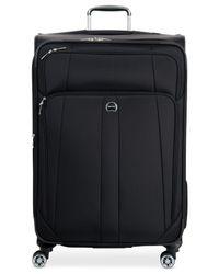 "Delsey   Black Helium Breeze 5.0 29"" Spinner Suitcase for Men   Lyst"