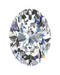 Macy's - Multicolor Gia Certified Diamond Oval (1/2 Ct. T.w.) - Lyst
