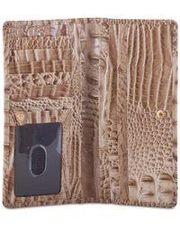 Brahmin - Multicolor Ady Melbourne Embossed Leather Wallet - Lyst