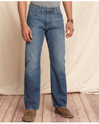Tommy Hilfiger - Blue Jeans, Varsity Freedom Relaxed Fit Jeans for Men - Lyst