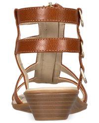 Rialto - Brown Gracia Wedge Sandals - Lyst