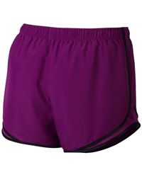 Nike - Purple Plus Size Shorts, Dri-fit Tempo Track - Lyst