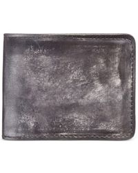 Patricia Nash - Gray Men's Leather Roma Double Billfold for Men - Lyst