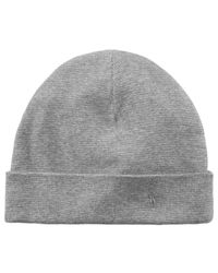 83c763ab ... wholesale switzerland lyst polo ralph lauren thermal cuffed beanie in  gray for men 0eb11 38b51 29791
