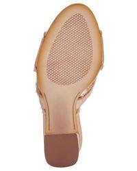 Callisto - Multicolor Monakko Block-heel Dress Sandals - Lyst