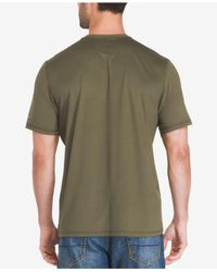 G.H. Bass & Co. - Green Men's Explorer Performance T-shirt for Men - Lyst