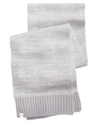 Alfani - White Men's Space-dyed Scarf for Men - Lyst