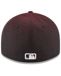 KTZ - Black Arizona Diamondbacks Jackie Robinson Day Low Profile 59fifty Fitted Cap for Men - Lyst
