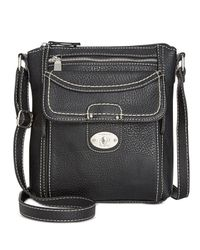 b.ø.c. - Black Waltham Small Crossbody - Lyst