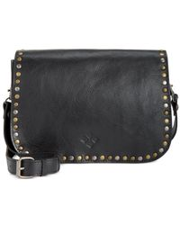 Patricia Nash - Black Vitellia Flap Crossbody - Lyst