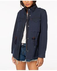 Levi's - Blue ® Lightweight Cotton Field Jacket - Lyst