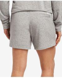 2xist - Gray Jogger Shorts for Men - Lyst
