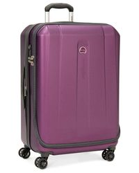 """Delsey   Purple Helium Shadow 3.0 29"""" Hardside Spinner Suitcase for Men   Lyst"""