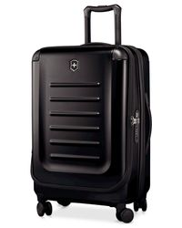 """Victorinox - Black Spectra 2.0 27"""" Expandable Hardside Spinner Suitcase for Men - Lyst"""