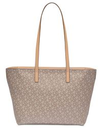 DKNY Multicolor Bryant Signature Tote, Created For Macy's