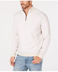 Tommy Bahama - White Reversible Flip-side Classic Sweatshirt, Created For Macy's for Men - Lyst