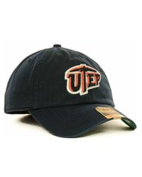 47 Brand - Blue Utep Miners Ncaa '47 Franchise Cap for Men - Lyst