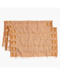 Madewell | Multicolor Geomix Scarf | Lyst