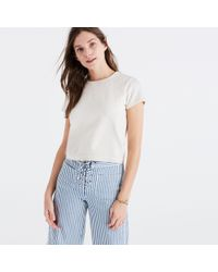 Madewell - Multicolor Verse Tie-back Top - Lyst
