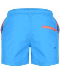 Superdry - Beach Volley Swim Shorts Blue for Men - Lyst