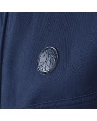 Pretty Green - Blue Beckford Jacket for Men - Lyst