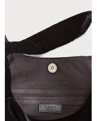 Violeta by Mango - Black Bag G-- - Lyst