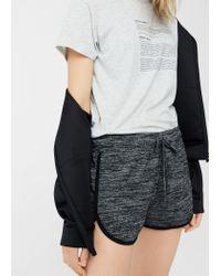 Mango | Gray Shorts | Lyst