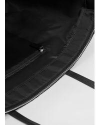 Violeta by Mango - Black Shopper Bag - Lyst
