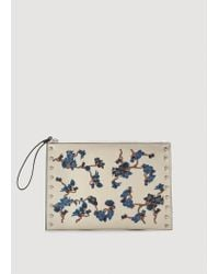 Mango - Multicolor Studded Embroidered Bag - Lyst