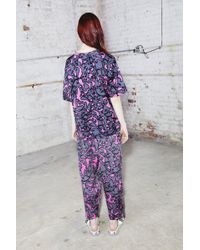Marc Jacobs - Multicolor Deco Paisley Track Pants - Lyst