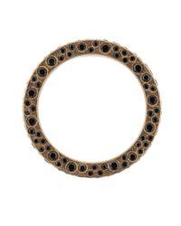 Todd Reed - Multicolor Black Jade Ring - Lyst