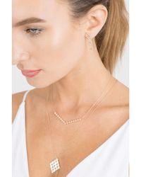 Dana Rebecca | Metallic Sylvie Rose Diamond Earrings | Lyst