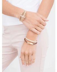 Mattia Cielo - Metallic Ghiacco Diamond Pave Bracelet - Lyst