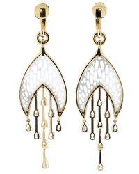 Inbar - Metallic Rain Earrings - Lyst