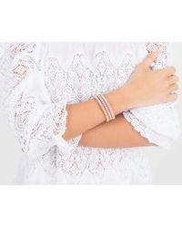 Carolina Bucci - Multicolor Neon Twister Band Bracelet - Lyst