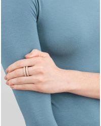 Mattia Cielo - Metallic Rugiada Collection Wrap Ring - Lyst