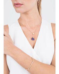 Lucifer Vir Honestus - Pink Diamond Rigido Cuff Bracelet - Lyst