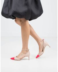 Givenchy - Pink Graphic Pump - Lyst