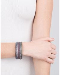 Yossi Harari - Lilah Bangle With Blue Diamonds - Lyst