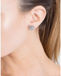 Dana Rebecca - Black Rachel Beth Diamond Earrings - Lyst