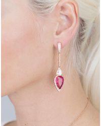 Inbar | Multicolor Drop Earrings | Lyst