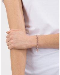 Irene Neuwirth - Pink Rose Cut Rose Of France Bracelet - Lyst
