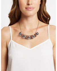 Marks & Spencer | Multicolor Ball Dropper Necklace | Lyst