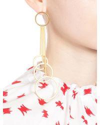 Marni - Multicolor Earrings In Metal - Lyst