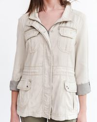Marrakech - Natural Natalie Anorak Jacket - Lyst