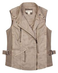 Marrakech - Multicolor Zanzibar Zipper Vest - Lyst