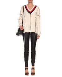 Givenchy Black Rena Stud-embellished Sandals