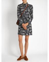 A.P.C. | Multicolor Shanghai Cotton Dress | Lyst