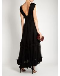 Maria Lucia Hohan - Black 'akilah' Dress - Lyst
